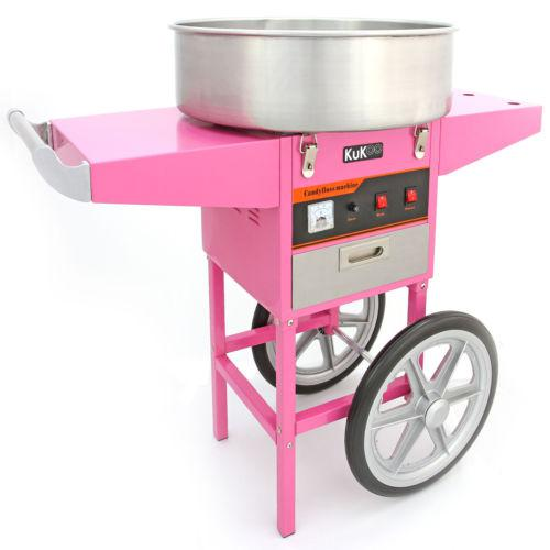 Candy floss machine to hire