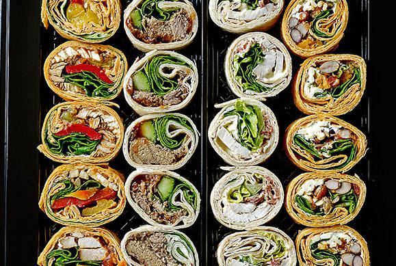 Rolls and Wraps