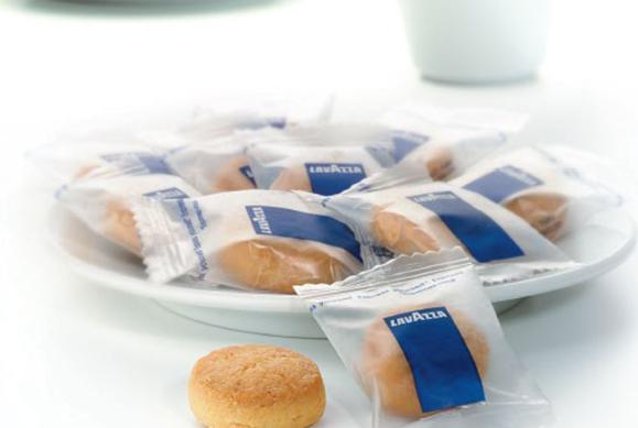 Lavazza Shortbread Biscuits (200pks)