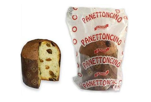 Wrapped Mini Panettone