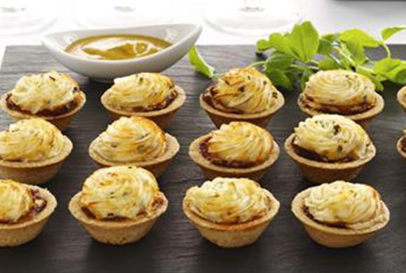 Mini British Cottage Pies