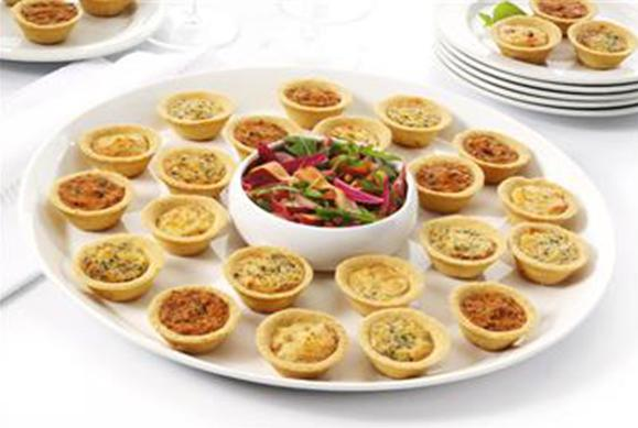 Party Quiche Assortment