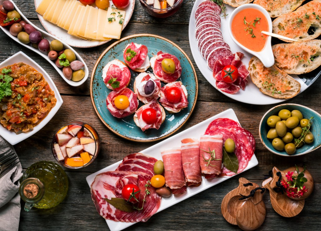 Six Top Tips on Making your Event buffets healthy