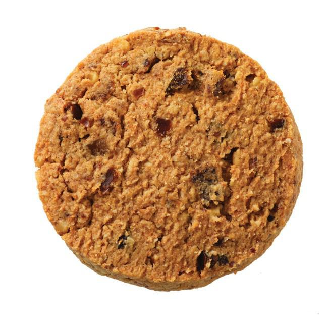 Sticky Date, Ginger & Walnut Cookies (6pk)