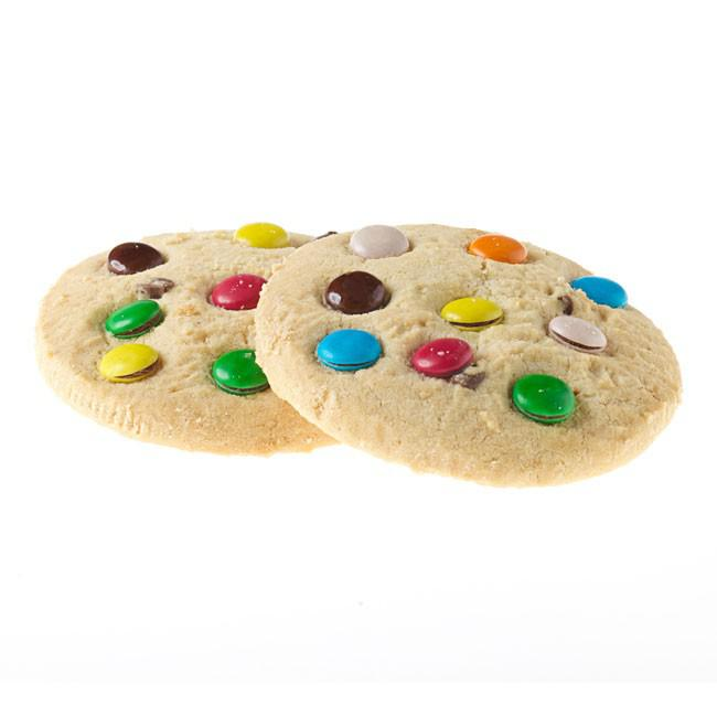 Chocolate Dot Cookies (6pk)