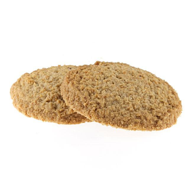 Natural Honey & Oats Cookies (6pk)
