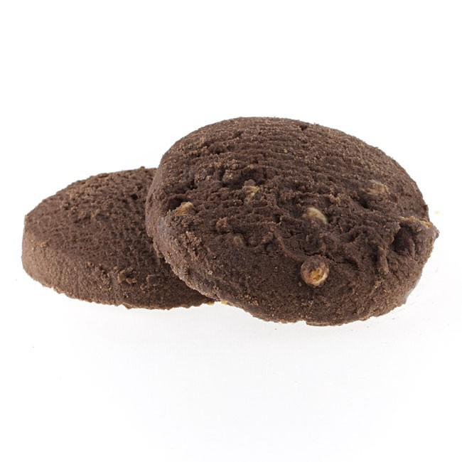 Triple Chocolate & Fudge Piece Cookies (6pk)