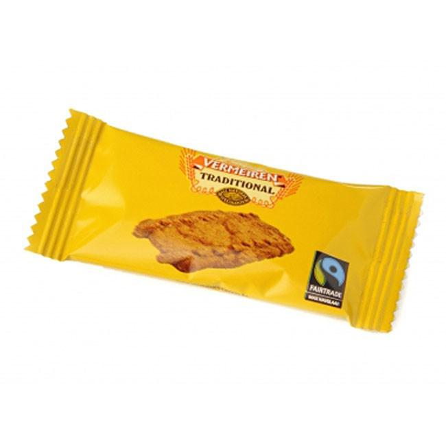 Fairtrade Caramelised Biscuits