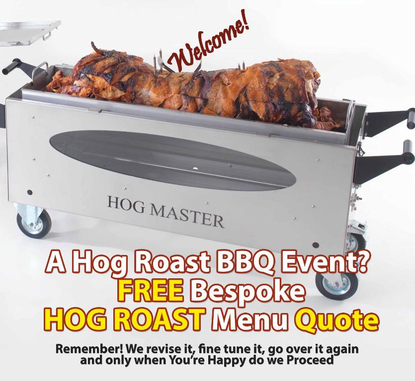 Basic Hog Roast Package