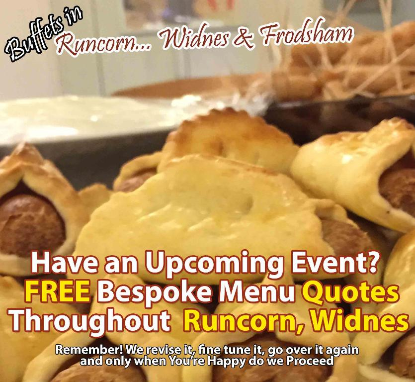 Benons Catering Runcorn Widnes Buffets