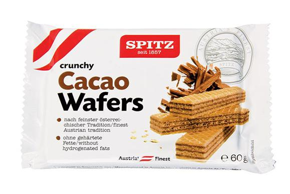 Spitz Chocolate Wafers (18pks)