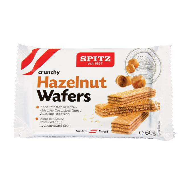 Spitz Hazelnut Wafers (18pks)